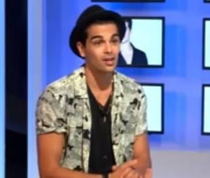 Christophe Licata en interview pour Non Stop People, le vendredi 15 mai 2015