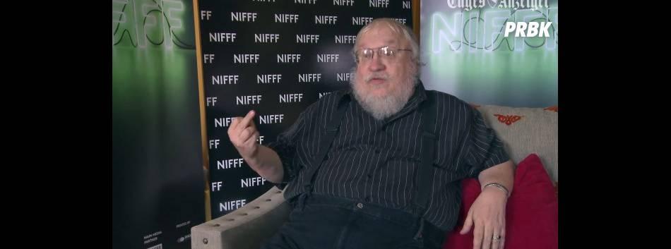 Game of Thrones : George R.R. Martin défend la scène avec Sansa