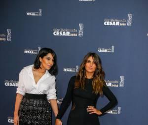 Leïla Bekhti et Géraldine Nakache prêtes à jouer ensemble au cinéma