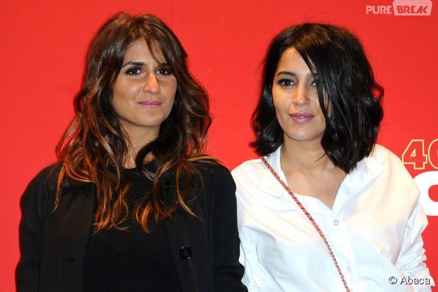 Leïla Bekhti et Géraldine Nakache ont écrit un film à deux