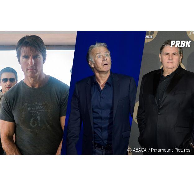 Et si Franck Dubosc et Pierre Ménès apparaissaient dans Mission Impossible 5 ?