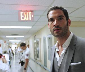 Rush : Tom Ellis en médecin