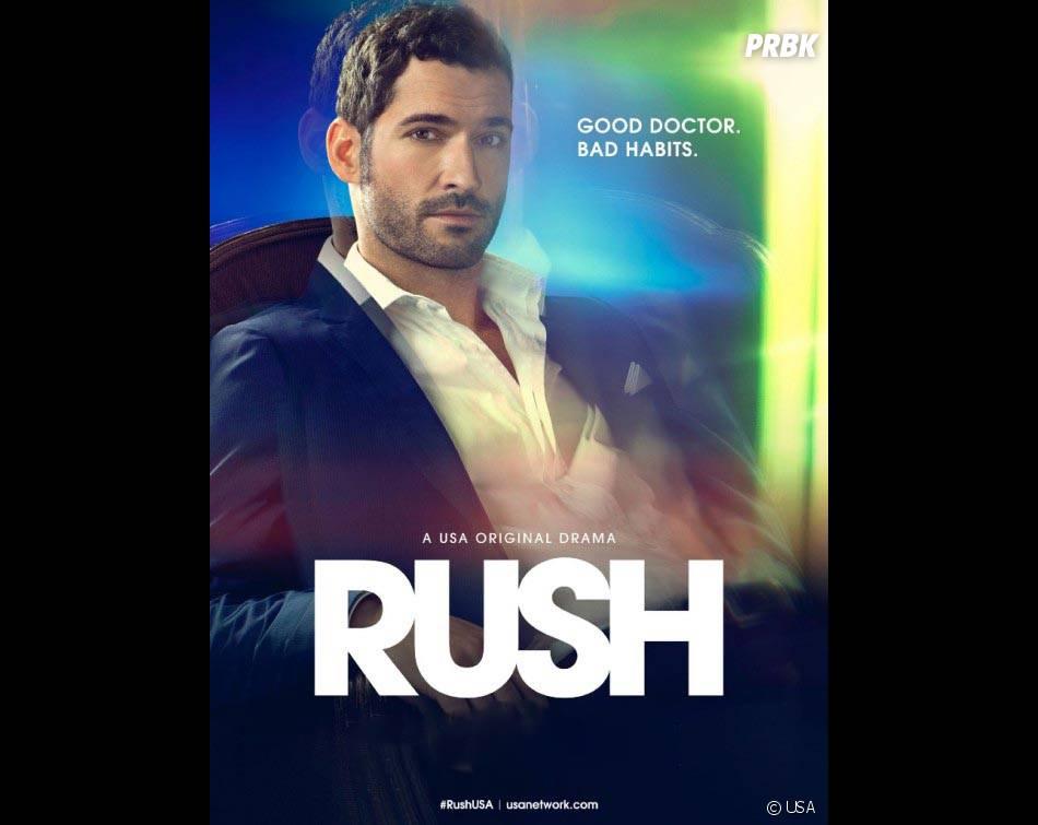 Rush : la série avec Tom Ellis débarque sur M6