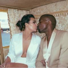 Kim Kardashian : des photos inédites de son mariage avec Kanye West pour leur un an !