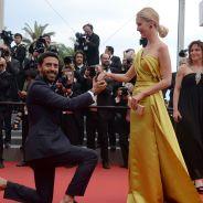 Un inconnu fait sa demande en mariage... sur le tapis rouge du Festival de Cannes 2015