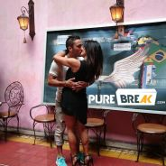 Vivian et Nathalie (Les Anges 7) de nouveau en couple : bisou en public ! (PHOTO)
