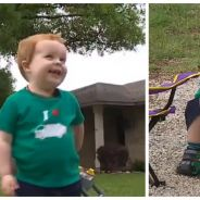Quand ce garçon de 2 ans a révélé le nom de son meilleur ami, toute sa famille a été surprise !