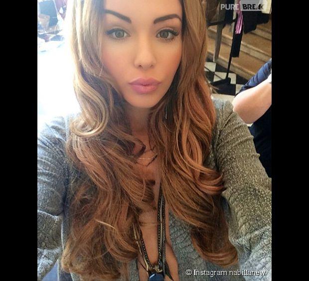 Nabilla Benattia sexy sur Instagram