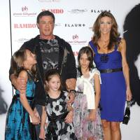 Sylvester Stallone : sa fille Sistine, 17 ans, future mannequin absolument canon !