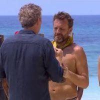 Koh Lanta 2015 : Marc abandonne les spoilers grâce à Denis Brogniart