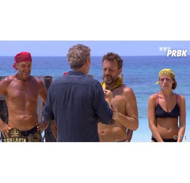 Koh Lanta 2015 : Marc s'est expliqué avec Denis Brogniart et promet de ne plus spoiler l'émission