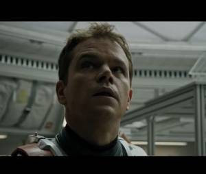 Matt Damon héros du film Seul sur Mars