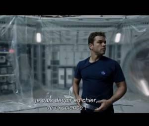 Matt Damon tente de survivre sur Mars, dans Seul sur Mars, de Ridley Scott