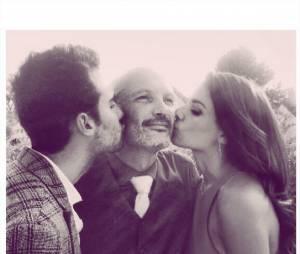 Jade Leboeuf : la fille de Frank Leboeuf pose avec son père et son frère sur Instagram