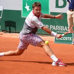 Stan Wawrinka : son short à carreaux de la finale de Roland Garros fait fureur !