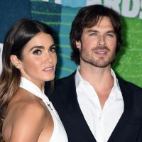 Ian Somerhalder et Nikki Reed : couple glamour et rayonnant aux CMT Music Awards 2015