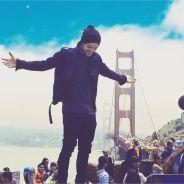 Kev Adams joue les touristes à San Francisco pendant son Voilà Voilà Summer Tour