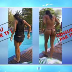 Koh Lanta : Jessica topless et en string, les fesses de Laurent.. Zoom sur les moments les plus sexy