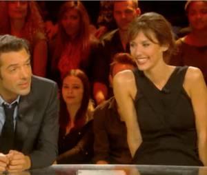 Doria Tillier et Nicolas Bedos en couple ? Ils démentent dans Salut Les Terriens, le 20 juin 2015 sur Canal+