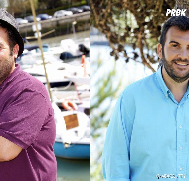 Laurent Ournac : après une opération de chirurgie de l'estomac, il a perdu près de 50 kilos