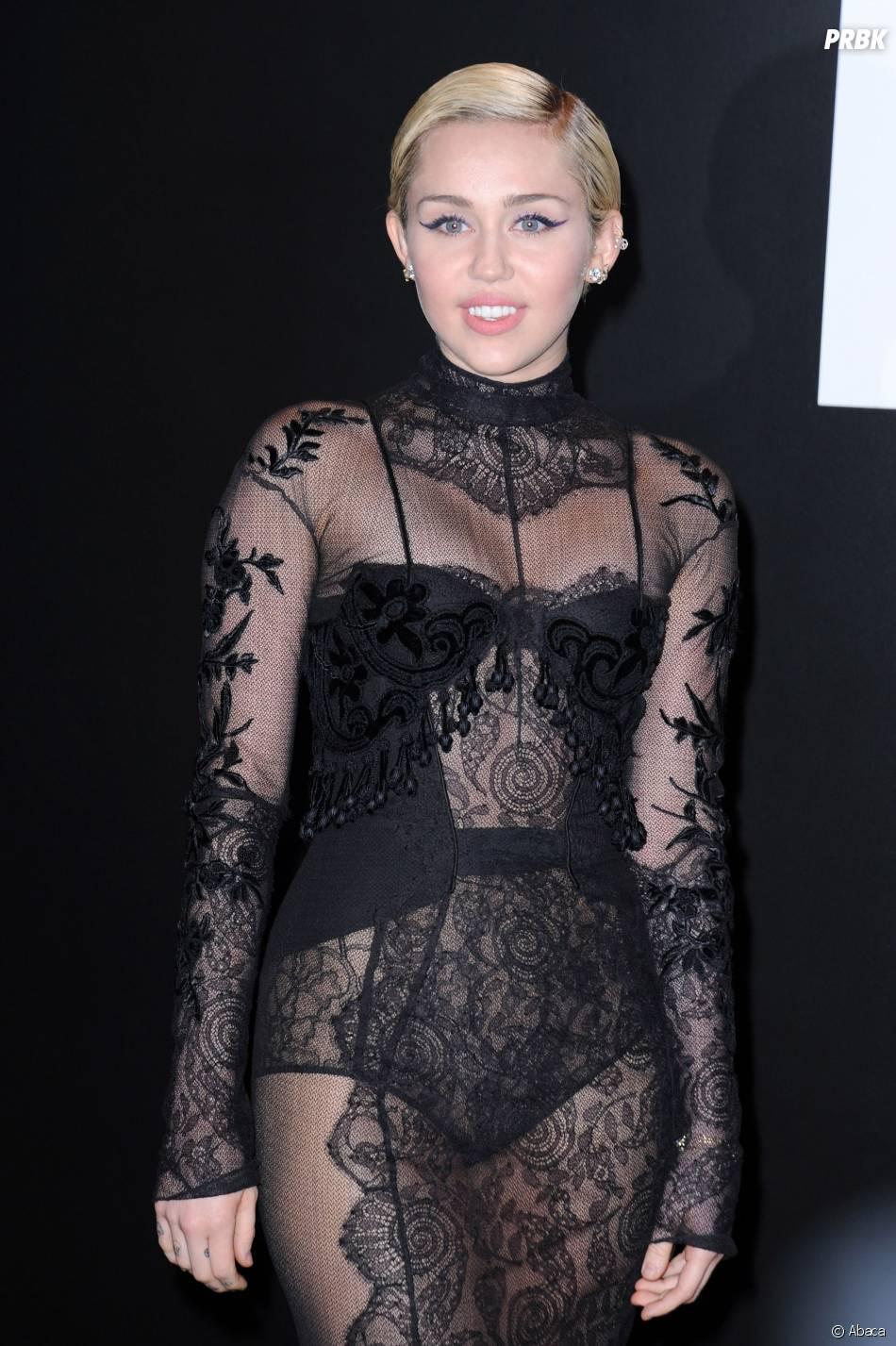 Miley Cyrus : la PETA l'a élue végétarienne la plus sexy