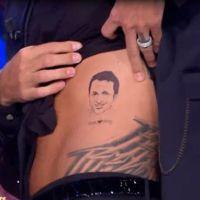 M. Pokora : un nouveau tatouage improbable dévoilé dans Les enfants de la télé