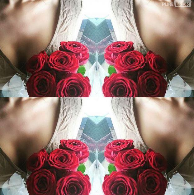 Nabilla Benattia : des roses offertes par Thomas Vergara ?