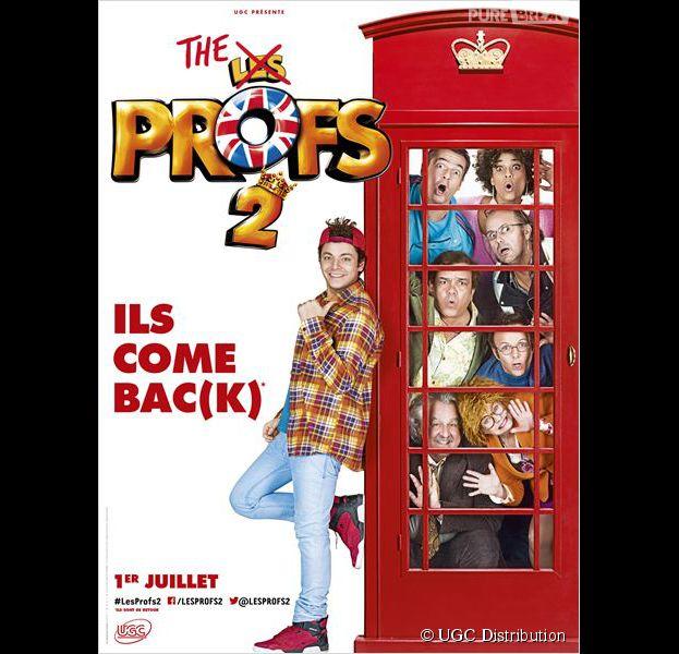 Les Profs 2 : Kev Adams fait le show dans un film délirant