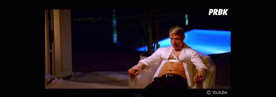 Mads Mikkelsen dans le clip de Bitch Better Have My Money de Rihanna