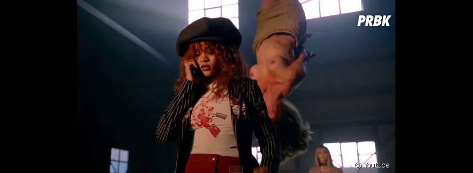 Rihanna badass dans le clip de Bitch Better Have My Money