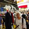 Un cosplayer de Bleach au salon Japan Expo, le 5 juillet 2015
