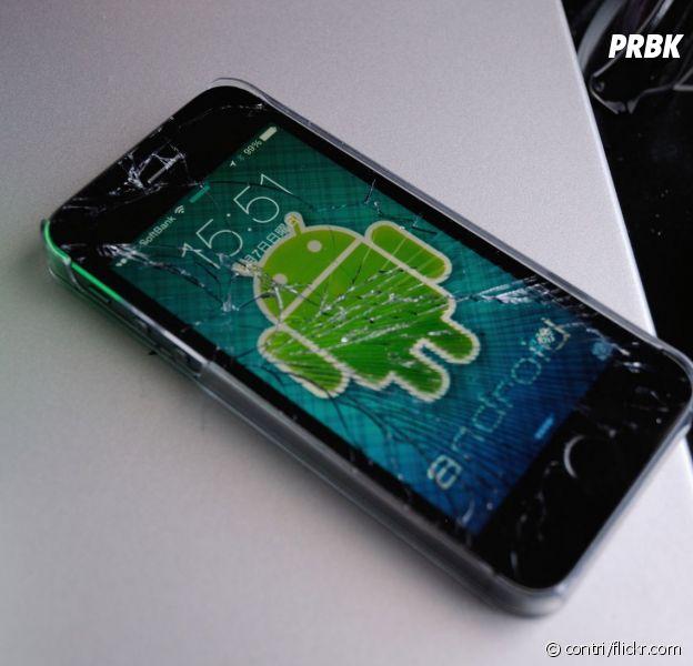 Bientôt la fin des écrans de smartphone cassés ?