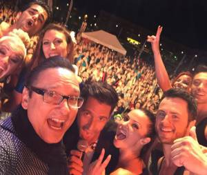 Danse avec les Stars : les danseurs sur scène lors de la tournée d'été de TF1