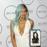 Kylie Jenner : maxi décolleté et retour des cheveux bleus, elle fait sensation à L.A