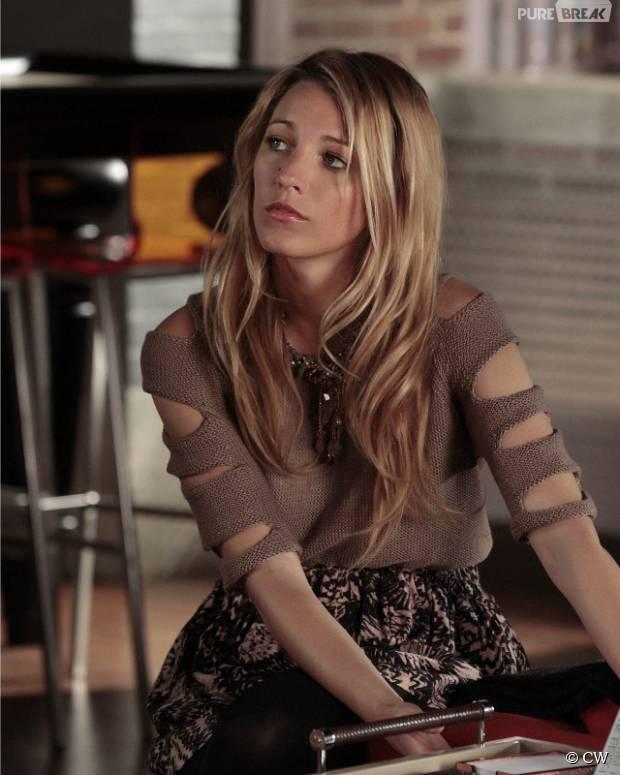 Blake Lively tacle Gossip Girl en interview