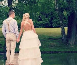 Laura (Qui est la taupe) : photo de son mariage avec Bastien sur Instagram
