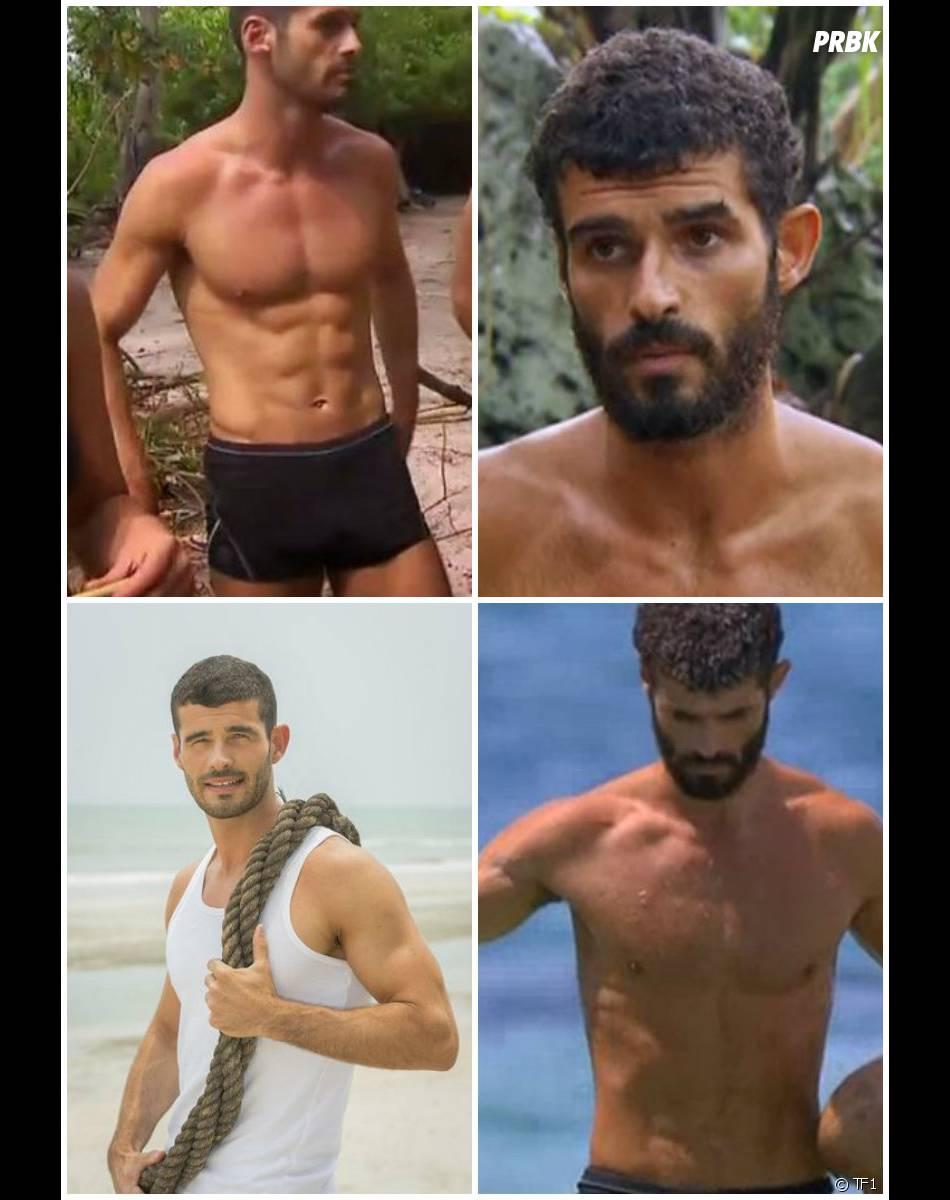 Sébastien (Koh Lanta 2015) avant/après : il a perdu 8 kilos pendant l'émission de TF1