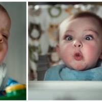 Craquant : ces bébés filmés au ralenti en train de se soulager sont beaucoup trop mignons !