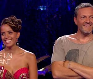 Koh Lanta 2015 : Mélissa et Marc lors de la finale, le 24 juillet sur TF1