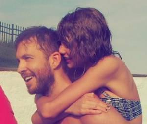 Taylor Swift et Calvin Harris : un couple sexy et complice