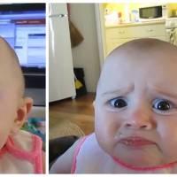 Un bébé goûte de l'avocat pour la première fois, sa réaction est à croquer