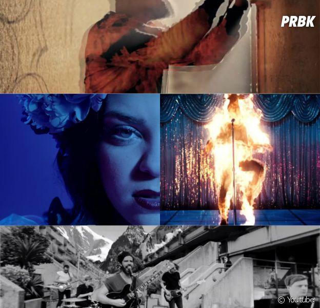 The Weeknd, Foals, Alonzo, Disclosure feat Sam Smith et Caroline Costa (Blue Velvet) dans les meilleurs clips de la semaine sur Purebreak, août 2015