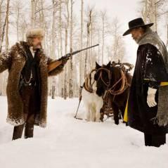 The Hateful Eight : bande-annonce glaciale pour le nouveau western de Quentin Tarantino
