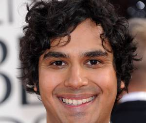 Top des stars de séries les mieux payées en 2015 : Kunal Nayyar