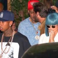 Kylie Jenner : cheveux bleus et frange, sa nouvelle folie capillaire