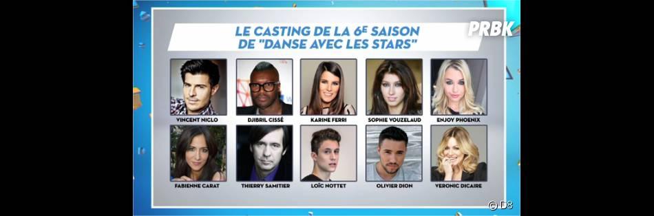 Danse avec les Stars 6 : le casting dévoilé dans TPMP ?