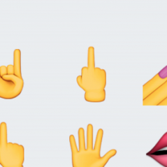 Apple : l'emoji doigt d'honneur (enfin) en approche ?