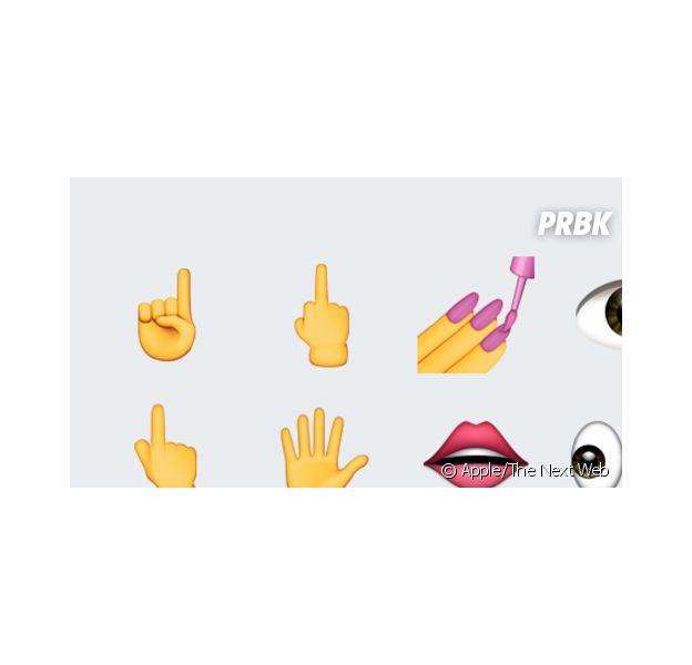 """Apple : un emoji """"doigt d'honneur"""" bientôt disponible ?"""