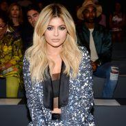 Kylie Jenner toujours blonde et toujours plus sexy à la Fashion Week de New-York