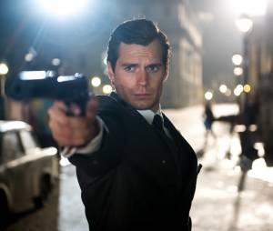 Agents très spéciaux : Henry Cavill sur une photo
